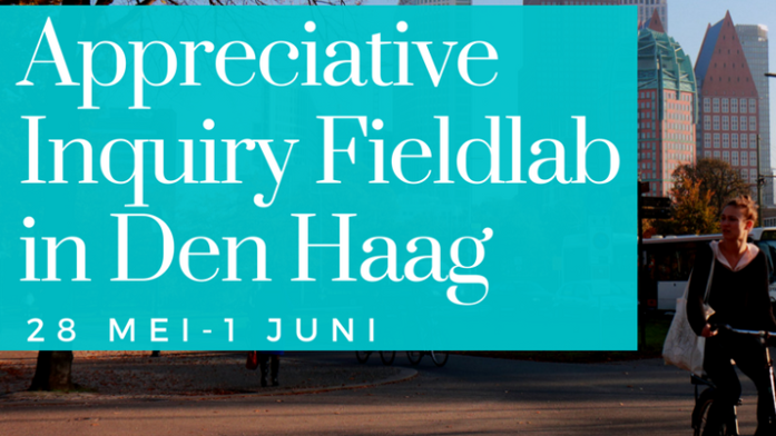 Appreciative Inquiry FieldLab start eind mei in Den Haag